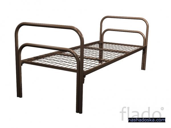 Кровати металлические для лагеря дешево