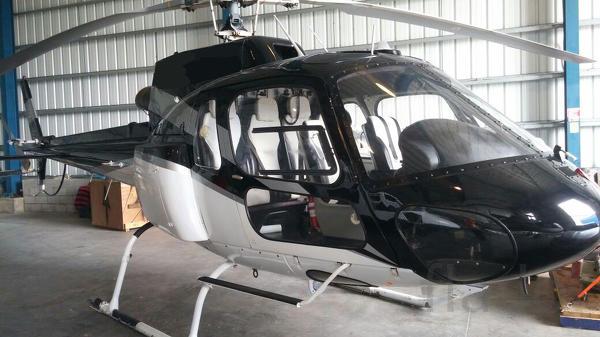 Ресурсный вертолет Eurocopter AS 350 B2 под заказ с Америки