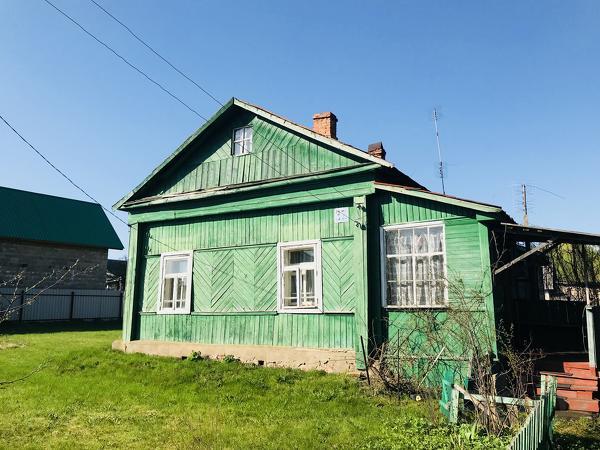 Дом 60 м² на участке 21 сот.