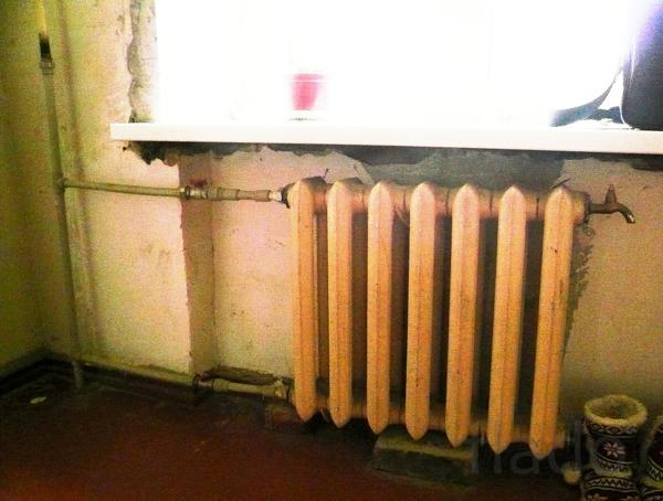 Отопление. Замена стояков и радиаторов.