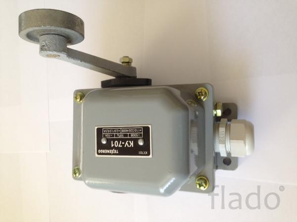 Концевые выключатели ку-701, ку-703, ку-704, ку-706, ку-801