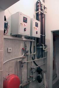 Индукционные нагреватели отопление