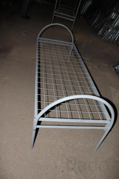 Предлагаем кровати металлические