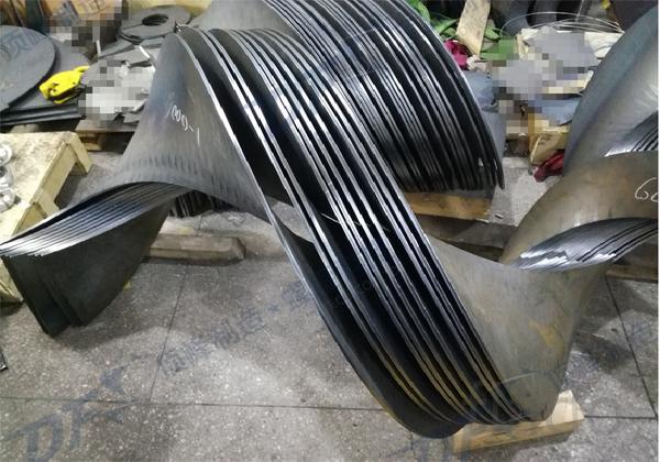 Шнековая Спираль Витки Шнека Производство