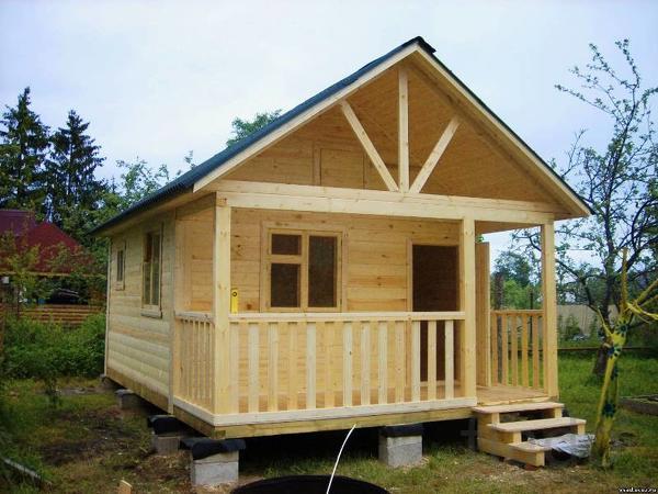 Каркасное малоэтажное круглогодичное строительство