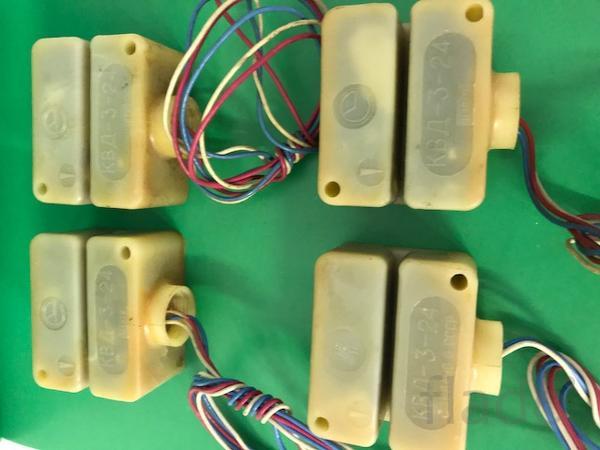 Квд-3-12, квд-3-24 - конечный выключатель дистанционный