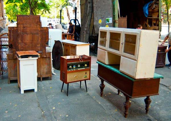 Вывоз Старой мебели в Омске  Все районы.