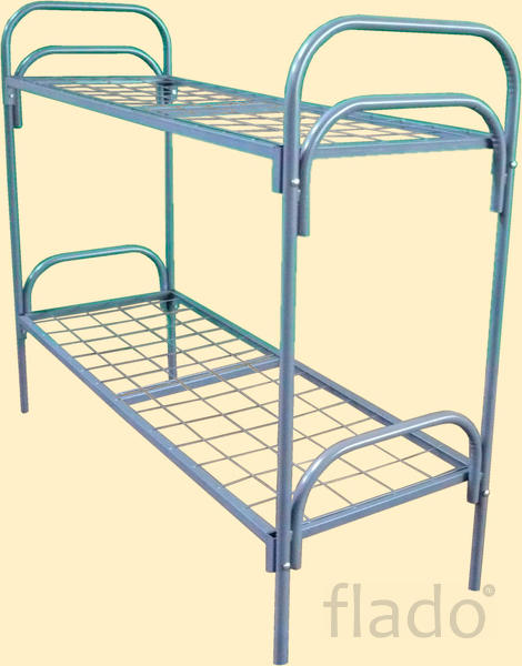 Металлические кровати из сварной сетки ,кровати для общежитий ryd