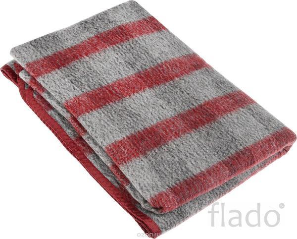 Одеяло полушерстяное  ,одеяло гост для казарм от 370 руб,одеяло тsdg