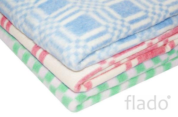Одеяло полиэфирное  от 230 руб,одеяло теплое  для детей uiig