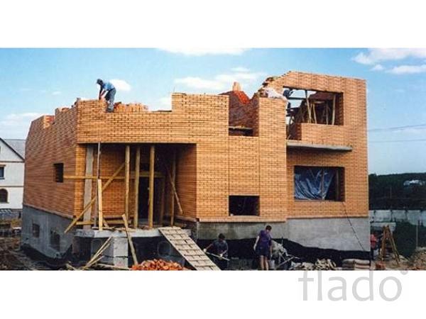Строительство под ключ, ремонт квартир домов.