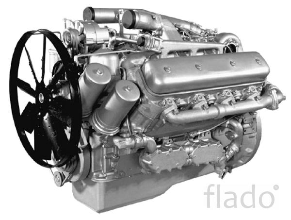 Новые двигатели ЯМЗ для ЧЕТРА