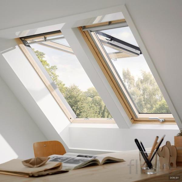 Комбинированные окна Велюкс