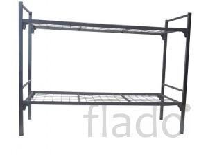Кровати металлические для пансионата, кровать металлическая цена