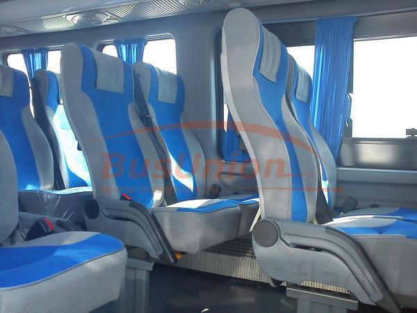сиденья пассажирские  на микроавтобусы Форд