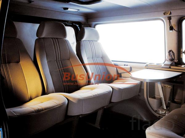 Столик автомобильный в микроавтобус универсальный БасЮнион
