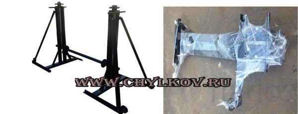 Домкрат кабельный ДК-5ВР серии Атлант винтовой