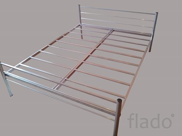 Кровать с металлической спинкой купить металлические кровати