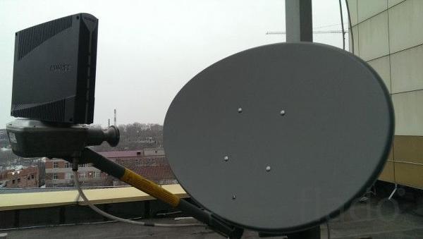 Комплект VSAT 0.74 (2W) + HT1100 (Ka диапазон)
