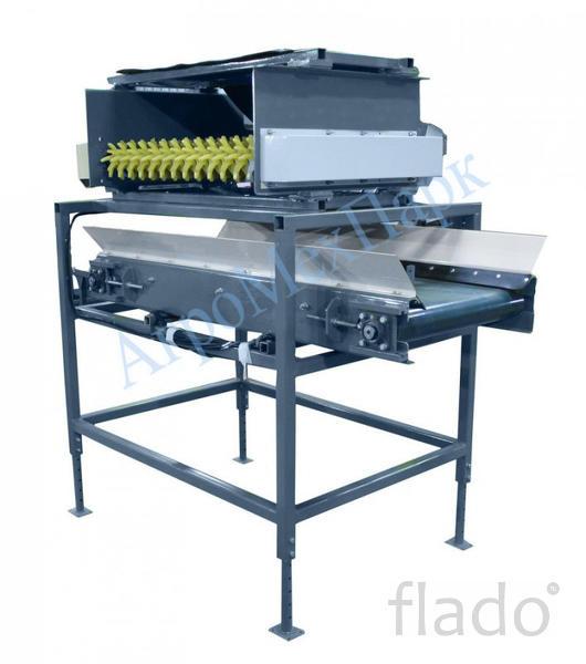 Оборудование для отбивки от земли овощей, картофеля, лука, моркови, св