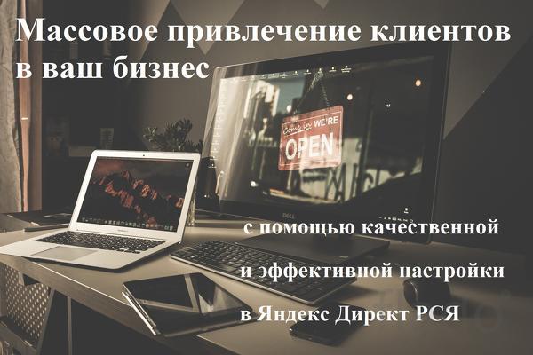 Настройка рекламы в Яндекс Директ РСЯ