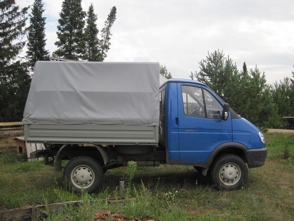 ГАЗ 2217 Баргузин бортовой