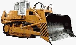 Гусеничный трактор бульдозер Т-35.01 Четра Промтрактор т35