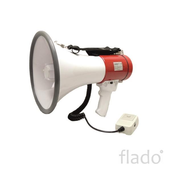 Мегафон (рупор, громкоговоритель) в аренду