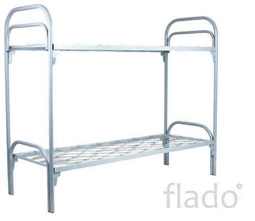Кровати 2 ярусные металлические купить кровать металлическую односпаль