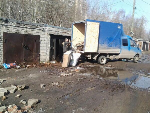 Вывоз старой мебели и мусора в Омске 0
