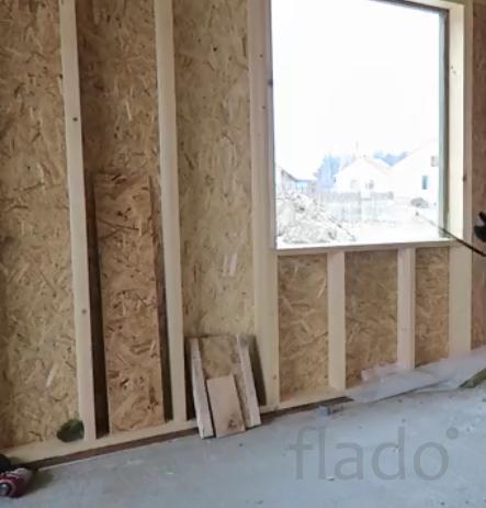 Каркасные,щитовые,оцилиндров.бревна дома,свайные,бетон фундамент.И ДР