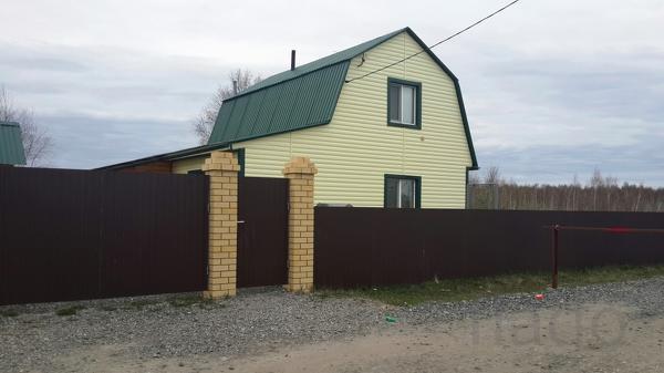 Дом 68 м² на участке 8 сот.