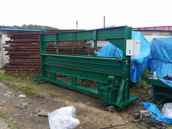 Листогиб гидравлический прямого действия 2х4000 продам Владивосток.