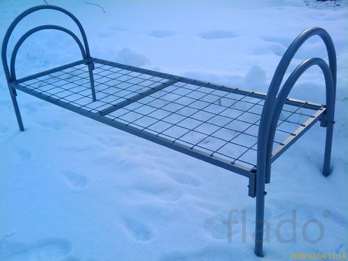 Одноярусные металлические кровати, металлические кровати