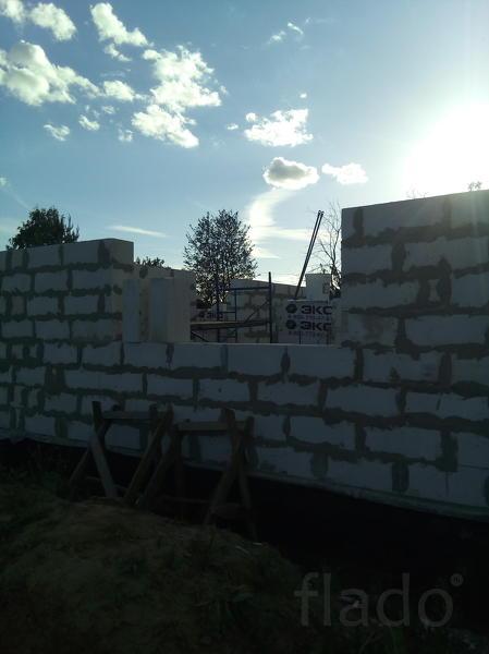 Строительство домов, котеджей, гаражей