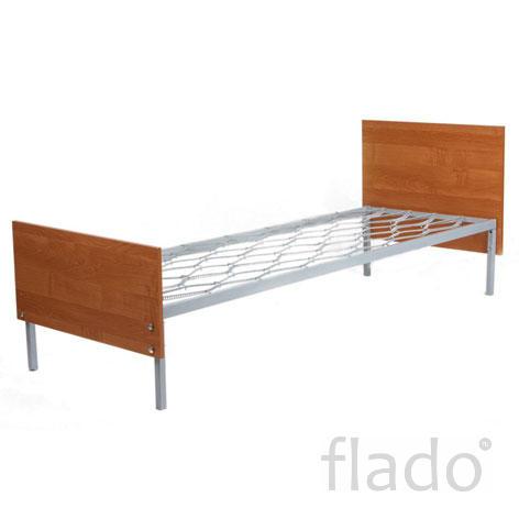 Кровать металлическая 140х200, кровати металлическиедля хостелов