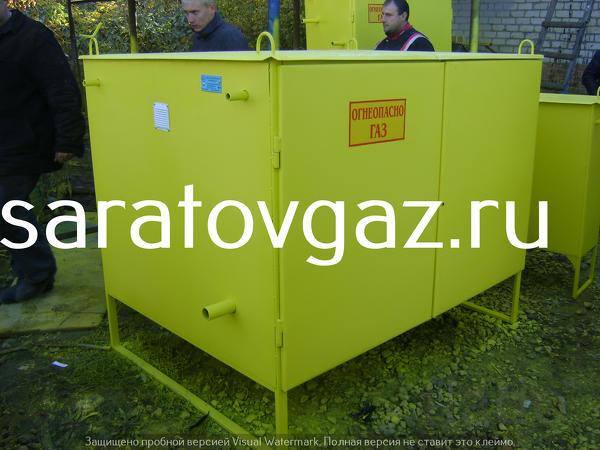 газорегуляторный шкафной УГРШ-50-ЭК , УГРШ-100-ЭК , УГРШ-50-2-ЭК , УГР