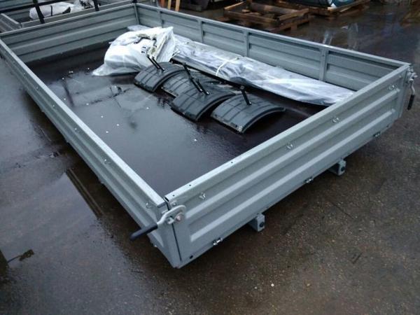 Продается Кузов ГАЗ 3302 ( борта металл.)