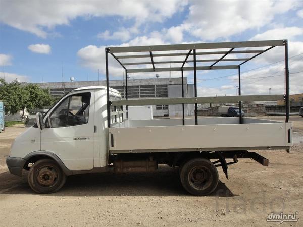 Кузов ГАЗ 3302 (стандарт, NEXT)..
