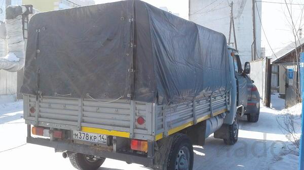 Продам кузов в сборе на УАЗ 330365 с доставкой