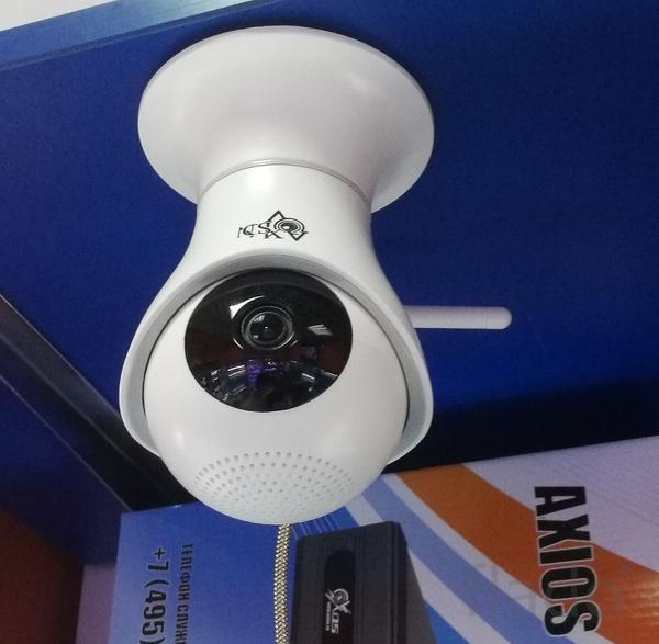 Поворотная 2 мп  Ip камера (видеоняня, в магазин, салон красоты).