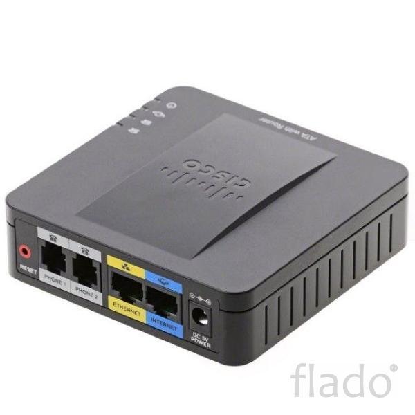 Голосовой шлюз Cisco SPA122-XU