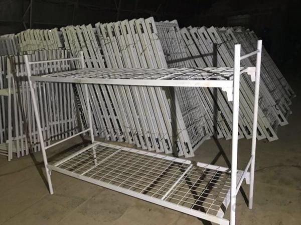 Кровати для строителей, общежитий, гостиниц в Самаре