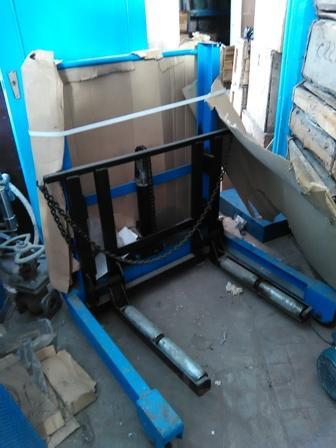 Продам тележку ТГП-1 (для снятия и транспортировки колес)