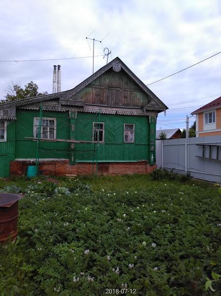 Дом 60 м² на участке 5 сот.