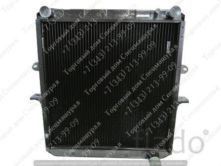 Радиатор МАЗ-5551А2 медный 3-х рядный ЯМЗ ЕВРО-3