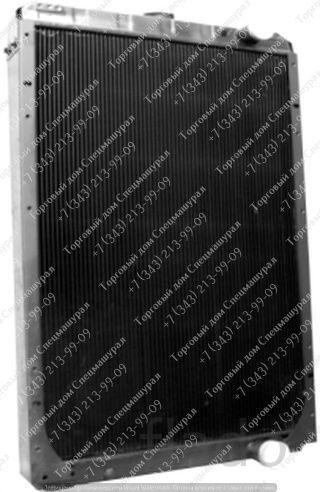 Радиатор УРАЛ-4320-78 алюминиевый ЯМЗ 536.02-10 ША