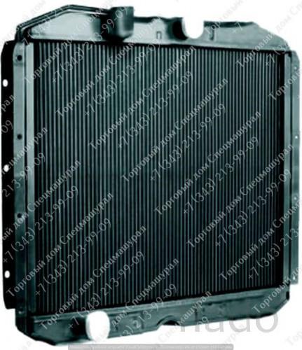 Радиатор УРАЛ-375 медный 4-х рядный ШААЗ