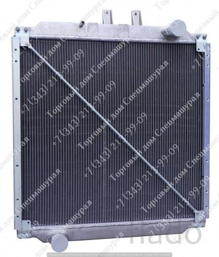 Радиатор МАЗ-5340В2, 5550В3, 5440В3 алюминиевый ЕВРО-4 ШААЗ