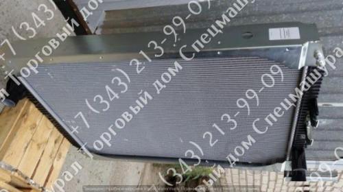 Радиатор МАЗ-5440В9, 6430В9, 6430А9 алюминиевый ЕВРО-4 ШААЗ